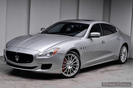 2016 Maserati Quattroporte GTS for sale 100963268
