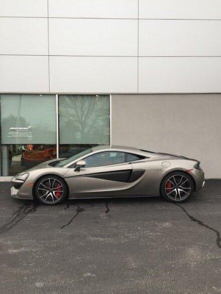 2016 McLaren 570S for sale 100924947