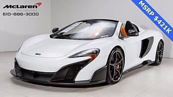 2016 McLaren 675LT for sale 100898545