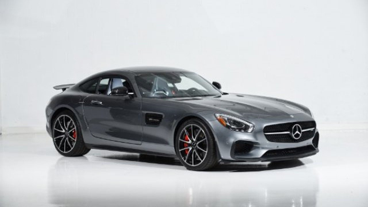 2016 Mercedes-Benz AMG GT S for sale 100989028