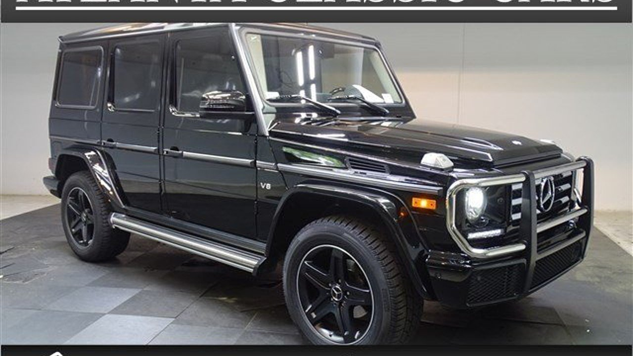 2016 Mercedes-Benz G550 for sale 100994410