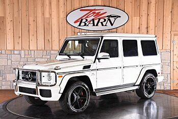 2016 Mercedes-Benz G63 AMG 4MATIC for sale 100978844
