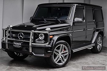 2016 Mercedes-Benz G63 AMG 4MATIC for sale 101026465