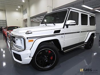 2016 Mercedes-Benz G63 AMG 4MATIC for sale 101051319