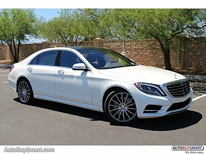 2016 Mercedes-Benz S550 Sedan for sale 100784658