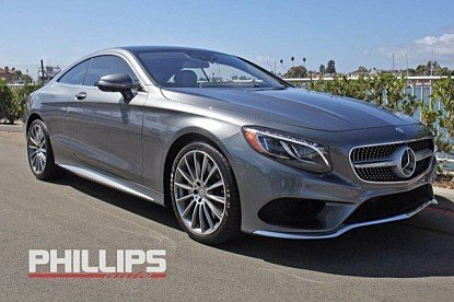 2016 Mercedes-Benz S550 4MATIC Coupe for sale 100798827