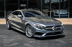 2016 Mercedes-Benz S550 4MATIC Coupe for sale 100976111