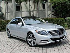 2016 Mercedes-Benz S550 4MATIC Sedan for sale 101026969