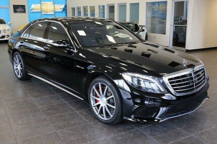 2016 Mercedes-Benz S63 AMG 4MATIC Sedan for sale 100762906
