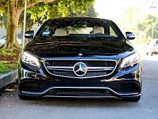 2016 Mercedes-Benz S63 AMG 4MATIC Coupe for sale 100913119