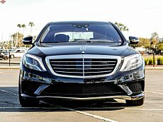 2016 Mercedes-Benz S63 AMG 4MATIC Sedan for sale 100962964