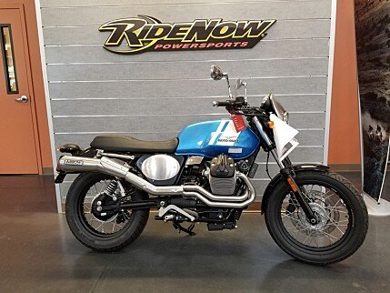 2016 Moto Guzzi V7 II Special ABS for sale 200355858