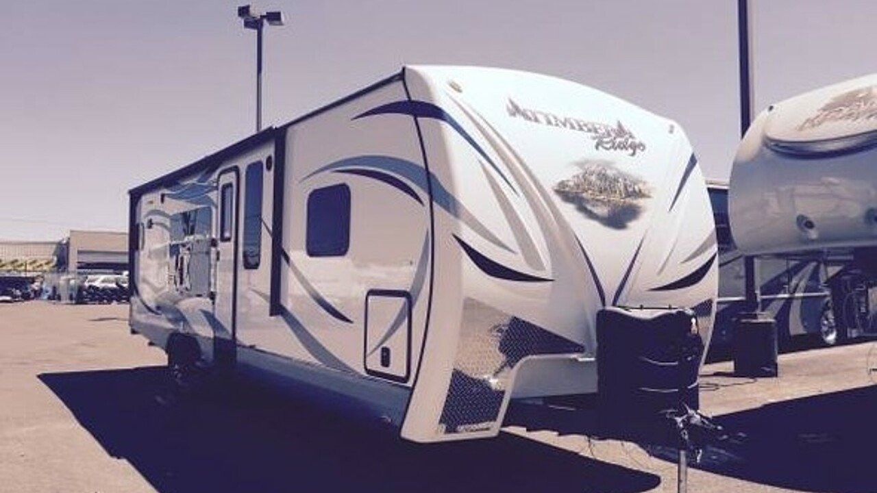2016 Outdoors RV Timber Ridge for sale 300136804