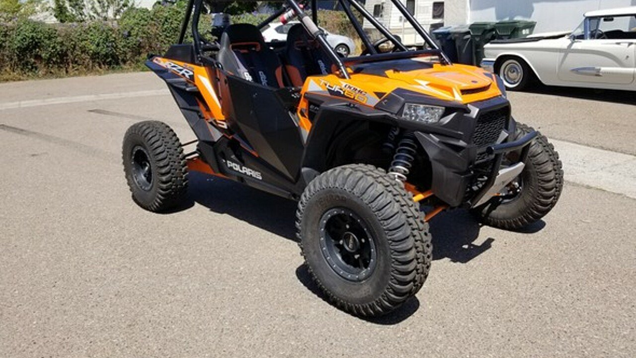 2016 Polaris RZR XP 900 for sale 200586458