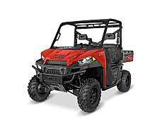 2016 Polaris Ranger XP 900 for sale 200458972
