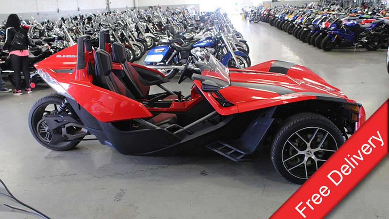 2016 Polaris Slingshot for sale 200437122