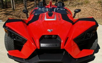 2016 Polaris Slingshot SL for sale 200543068