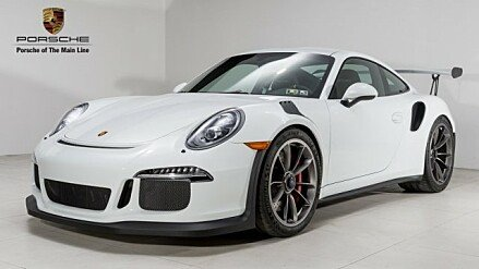2016 Porsche 911 GT3 RS Coupe for sale 100862527