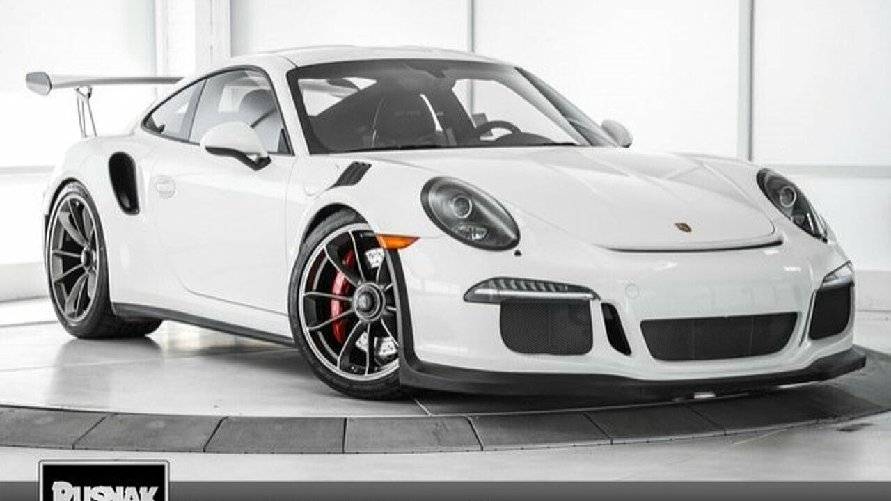 2016 Porsche 911 GT3 RS Coupe for sale 100952649