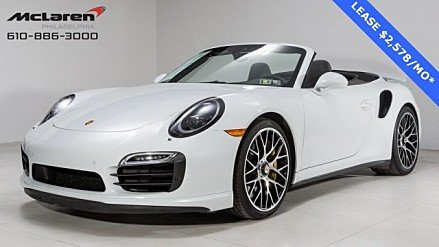 2016 Porsche 911 Cabriolet for sale 100857980