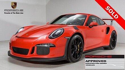 2016 Porsche 911 GT3 RS Coupe for sale 100858131