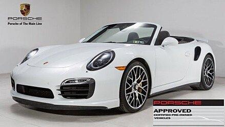 2016 Porsche 911 Cabriolet for sale 100879652