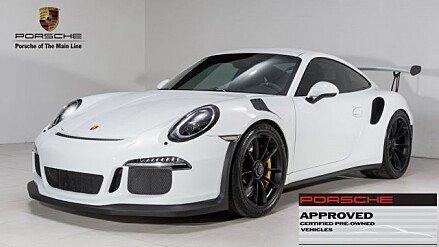 2016 Porsche 911 GT3 RS Coupe for sale 100885922
