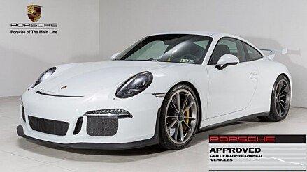 2016 Porsche 911 GT3 Coupe for sale 100885923