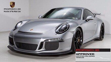 2016 Porsche 911 GT3 Coupe for sale 100904481