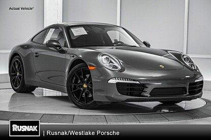 2016 Porsche 911 Coupe for sale 100916870