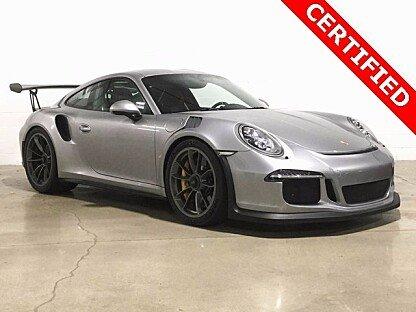 2016 Porsche 911 GT3 RS Coupe for sale 100922043