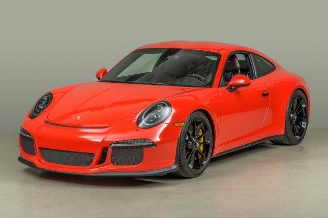 2016 Porsche 911 GT3 RS Coupe For Sale 100926267