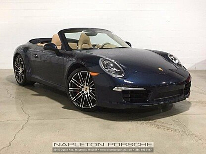 2016 Porsche 911 Cabriolet for sale 100929746