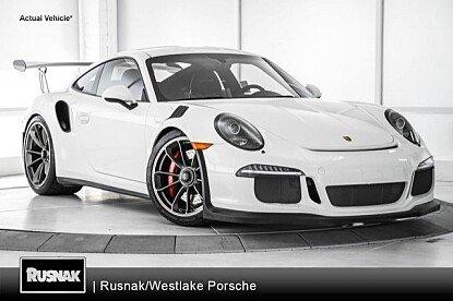 2016 Porsche 911 GT3 RS Coupe for sale 100952649