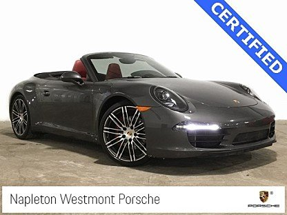 2016 Porsche 911 Cabriolet for sale 100954292