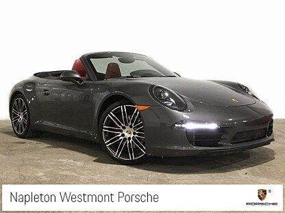 2016 Porsche 911 Cabriolet for sale 100954292