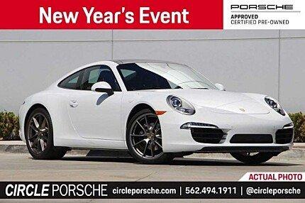 2016 Porsche 911 Coupe for sale 100955513