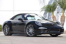 2016 Porsche 911 Carrera Cabriolet for sale 100955550