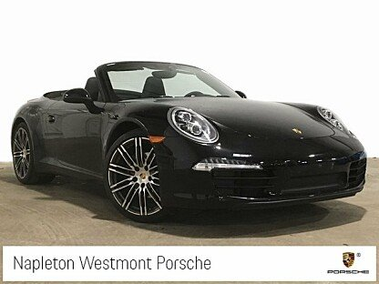 2016 Porsche 911 Carrera Cabriolet for sale 100962698