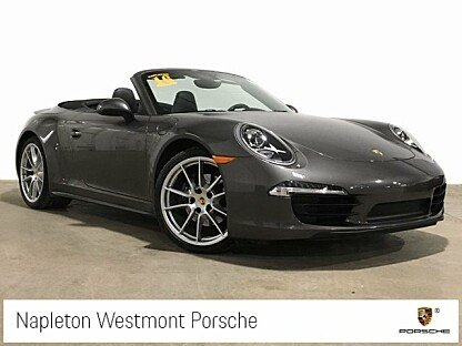 2016 Porsche 911 Carrera Cabriolet for sale 100962702