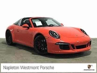 2016 Porsche 911 Targa 4S for sale 100977294