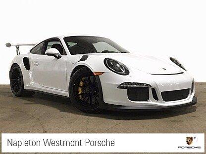2016 Porsche 911 GT3 RS Coupe for sale 100989229