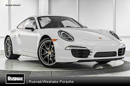 2016 Porsche 911 Coupe for sale 100989670