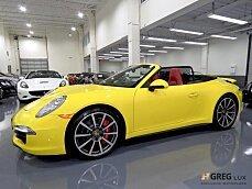 2016 Porsche 911 Cabriolet for sale 101030463