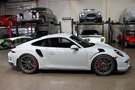 2016 Porsche 911 GT3 RS Coupe for sale 101030467