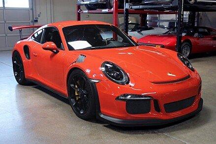 2016 Porsche 911 GT3 RS Coupe for sale 101030468