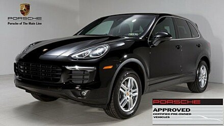 2016 Porsche Cayenne for sale 100863029