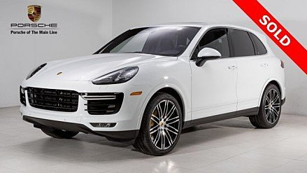 2016 Porsche Cayenne for sale 100858136