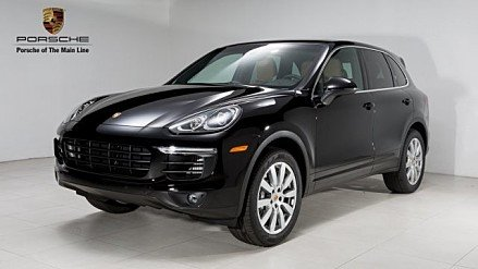 2016 Porsche Cayenne S for sale 100858138
