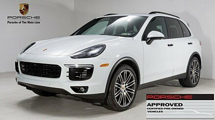 2016 Porsche Cayenne S for sale 100858239